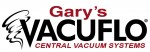 Gary's Vacuflo CENTRAL VACUUM LOGO--NEW - Copy
